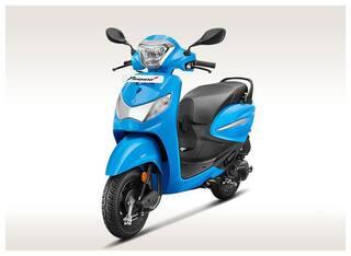 Hero Motocorp Pleasure+ Self Start Drum Brake Alloy Wheel BS-VI (FI) (Ex-Showroom Price)