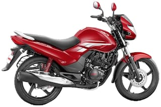 Hero Motocorp Achiever Self Start Drum Brake Alloy Wheel (Ex-Showroom Price)