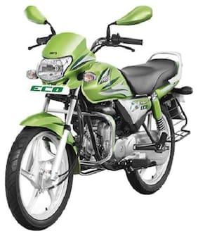Hero Motocorp HF Deluxe Eco Self Start Drum Brake Alloy Wheel BS-IV (Ex-Showroom Price)