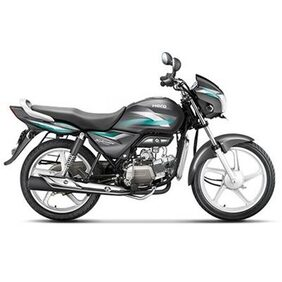Hero Motocorp Splendor Pro Kick Start Drum Brake Alloy Wheel (Ex-Showroom Price)