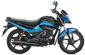 Hero Motocorp Splendor iSmart 110 Self Start Drum Brake Alloy Wheel BS-IV (Ex-Showroom Price)