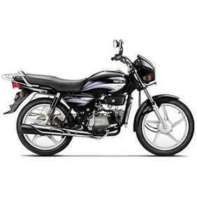 Hero Motocorp Splendor+ Kick Start Drum Brake Spoke Wheel (Ex-Showroom Price)
