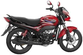 Hero Motocorp Passion Pro i3s Self Start Drum Brake Alloy Wheel BS-IV (Ex-Showroom Price)
