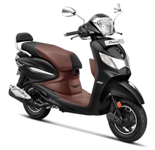 Hero Motocorp Pleasure+ Platinum Edition BS-VI (Ex-Showroom Price)