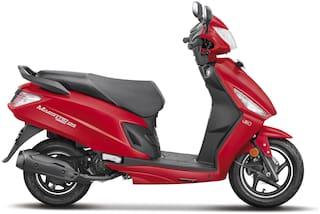 Hero Motocorp Maestro Edge 125 Self Start Disc Brake Alloy Wheel BS-IV (Ex-Showroom Price)