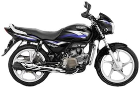 Hero Motocorp Splendor Pro Kick Start Drum Brake Alloy Wheel BS-IV (Ex-Showroom Price)