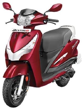 Book Hero Motocorp Destini 125 LX online at best price in