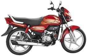 Hero Motocorp HF Deluxe Kick Start Drum Brake Alloy Wheel BS-IV (Ex-Showroom Price)