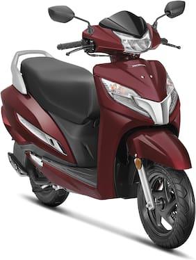 Honda Activa 125 Drum Alloy BS-VI (Ex-Showroom Price)