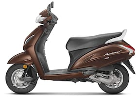 Honda Activa 5G DLX (Ex-Showroom Price)