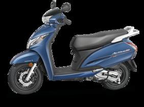 Honda Activa 125 Standard (Ex-Showroom Price)