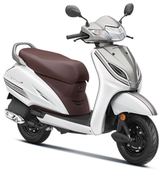 Honda Activa 5G DLX LTD. Edition BS-IV (Ex-Showroom Price)