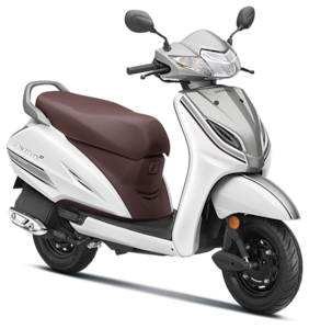 Honda Activa 5G DLX LTD. Edition (Ex-Showroom Price)