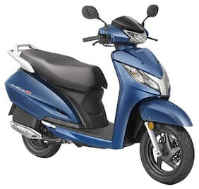 Honda Activa 125 DLX (Ex-Showroom Price)