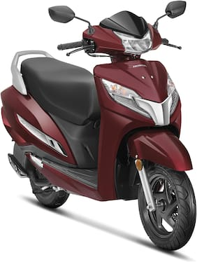 Honda Activa 125 Disc-BSVI (Ex-Showroom Price)