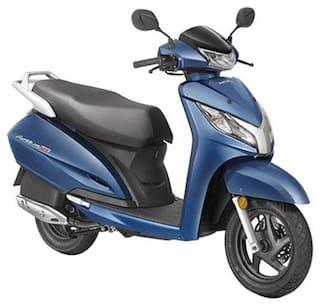Honda Activa 125 Standard- Alloy BS-IV (Ex-Showroom Price)