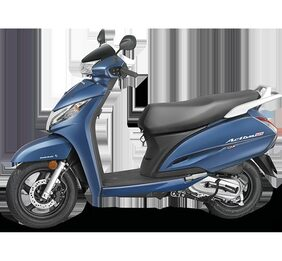 Honda Activa 125 Standard- Alloy (Ex-Showroom Price)