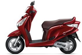 Honda Aviator Standard (Ex-Showroom Price)