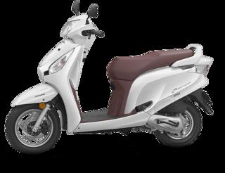 Honda Aviator DLX (Ex-Showroom Price)