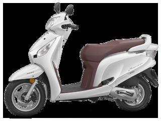 Honda Aviator Standard BS-IV (Ex-Showroom Price)