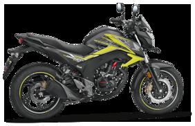 Honda CB Hornet 160R ABS DLX (Ex-Showroom Price)