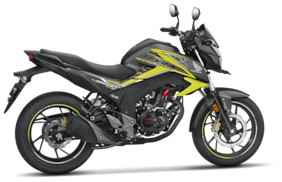 Honda CB Hornet 160 Special Edition CBS (Ex-Showroom Price)