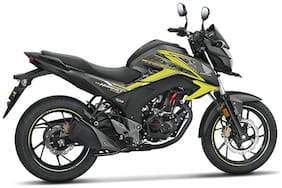 Honda CB Hornet 160R ABS DLX BS-IV (Ex-Showroom Price)
