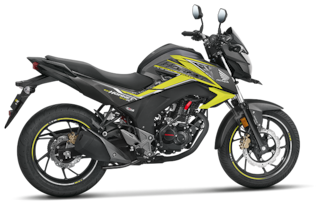 Honda CB Hornet 160 Special Edition Standard (Ex-Showroom Price)