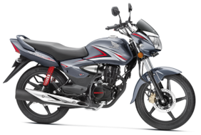 Honda CB SHINE DLX BS-IV (Ex-Showroom Price)