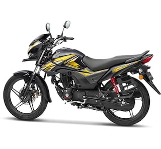 Honda CB Shine SP DLX (Ex-Showroom Price)