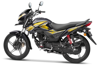 Honda CB Shine SP Disc CBS (Ex-Showroom Price)