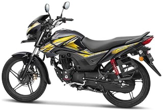 Honda CB Shine SP Drum CBS BS-IV (Ex-Showroom Price)