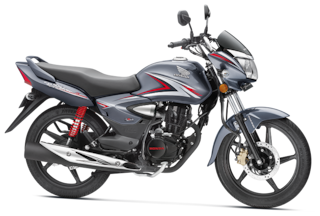 Honda CB SHINE CBS (Ex-Showroom Price)