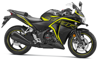 Honda CBR 250R ABS (Ex-Showroom Price)