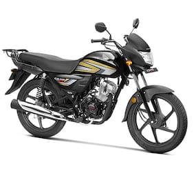 Honda CD-110 Dream DX Self Drum - Grab Rail (Ex-Showroom Price)