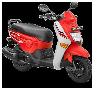 Honda Cliq Self (Ex-Showroom Price)