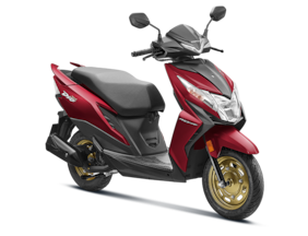 Honda Dio DLX BS-VI (Ex-Showroom Price)