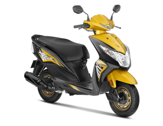 Honda Dio DLX BS-IV (Ex-Showroom Price)