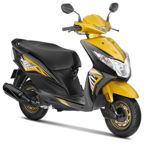 Honda Dio Standard BS-IV (Ex-Showroom Price)