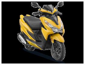Honda Grazia 125 BS-VI (Drum) (Ex-Showroom Price)