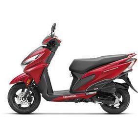 Honda Grazia Standard Alloy (Ex-Showroom Price)