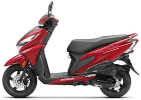 Honda Grazia Standard Alloy (Ex-Showroom Price)