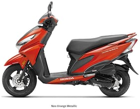 Honda Grazia DLX BS-IV (Ex-Showroom Price)