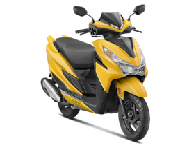 Honda Grazia 125 BS-VI (Disc) (Ex-Showroom Price)