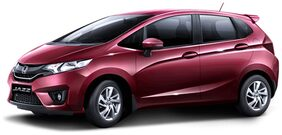 Honda Jazz (Booking Amount)