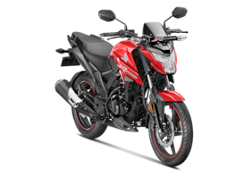 Honda X-Blade BS-VI (Disc) (Ex-Showroom Price)