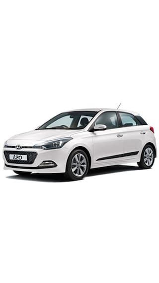 Hyundai Elite I20 Magna 12 Petrol Polar White Ex Showroom Price Rs 638184