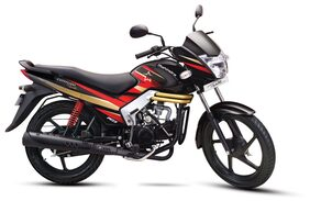 Mahindra Centuro Rockstar - Red (Ex Showroom Price)