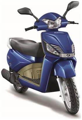 Mahindra Gusto VX (Special Edition) - Pacific Matt Blue (Ex-Showroom Price)
