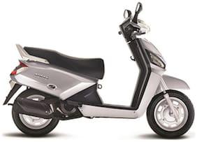 Mahindra Gusto VX - Silver